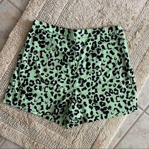 ✨ Cheetah Print Shorts ✨